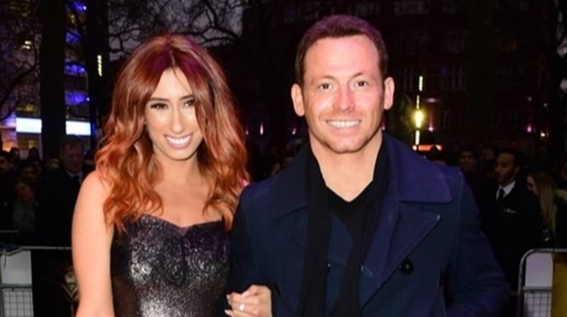 Stacey Solomon And Joe Swash Spark Speculation They've Secretly Married