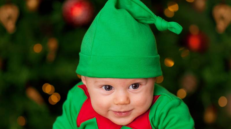 Baby Names That Will Most Likely End Up On Santa's Naughty List This Christmas