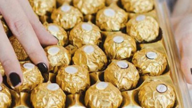 Ferrero Rocher Chocolate Bars Are Coming To The UK