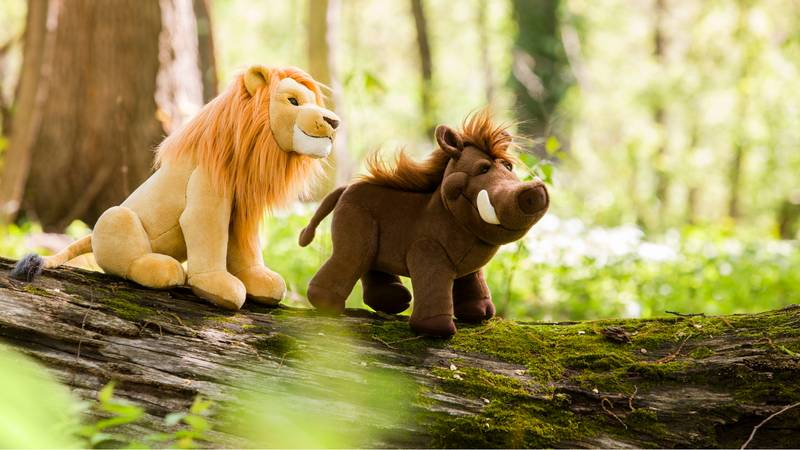 Build-A-Bear Workshop Releases Adorable New Collection To Celebrate 'The Lion King'