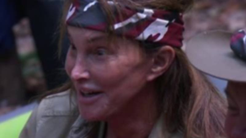 Caitlyn Jenner and Ian Wright 'To Be Punished' After 'I'm A Celeb' Rule Break