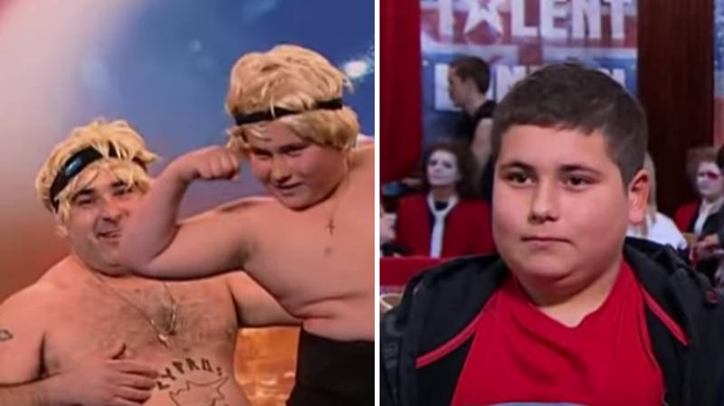 The Little Kid From Stavros Flatley Is All Grown Up Now