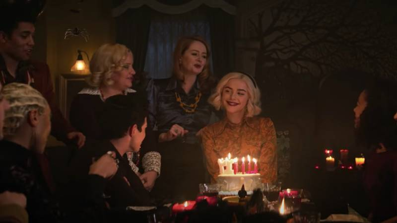 First Look At Final Season Of Chilling Adventures Of Sabrina