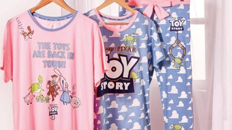 Primark Has Relaunched Its 'Toy Story 4' PJ Collection