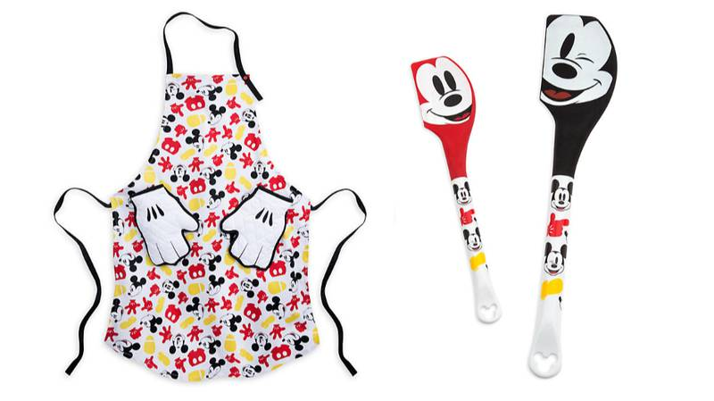 Disney's New Mickey Mouse Baking Range Is Adorable