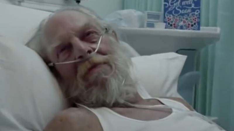 NHS Charities Together Defends Controversial Christmas Advert Which Features Santa Sick In Hospital With Covid-19