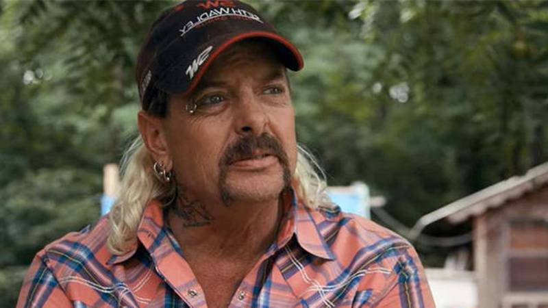 'Tiger King' Joe Exotic Predicts He'll Be Dead In Two Months In Chilling Letter From Prison