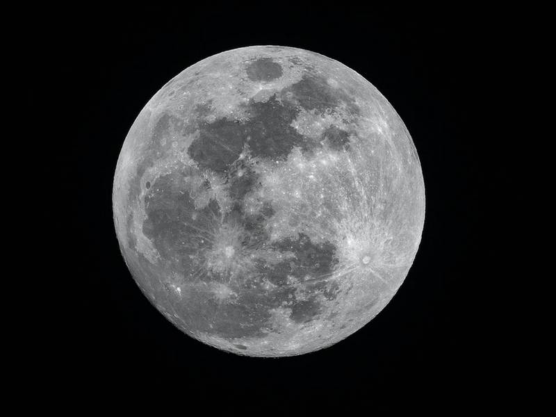 NASA Announces Water Has Been Discovered On The Moon