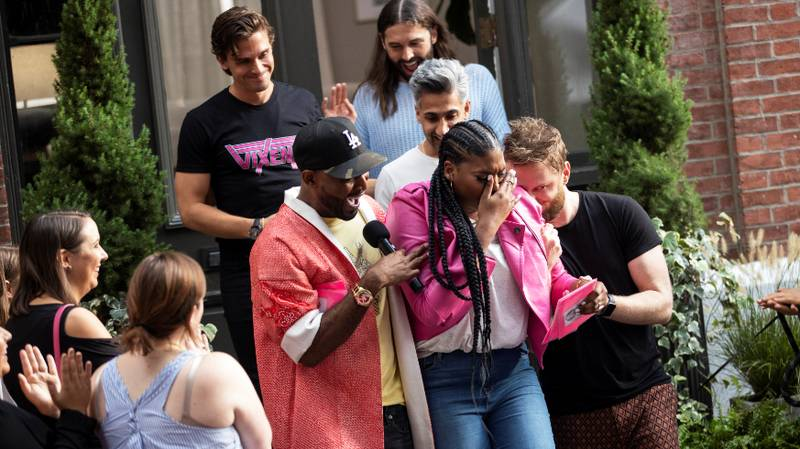 Emotional Fans Are Saying 'Queer Eye' Season 5 Is 'Like Therapy'