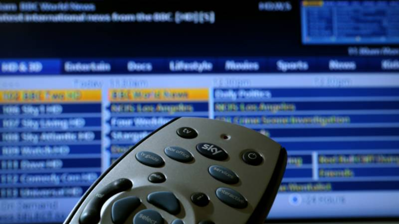 Sky Bills To Increase By £36 For Millions Of Customers In New Price Hike