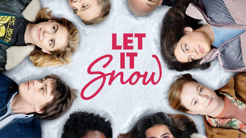 Netflix's New Christmas Movie 'Let It Snow' Is The New 'Love Actually'