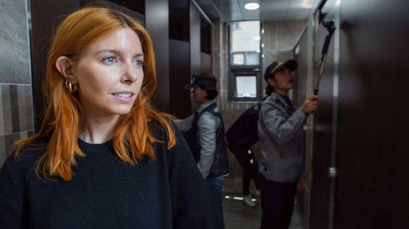 Stacey Dooley's Making A New Documentary About Sex Crimes