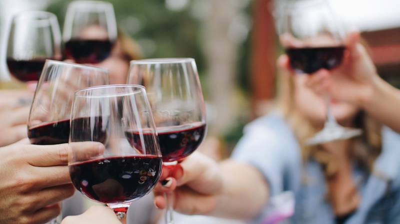It Turns Out We've Been Pouring Wine Completely Wrong