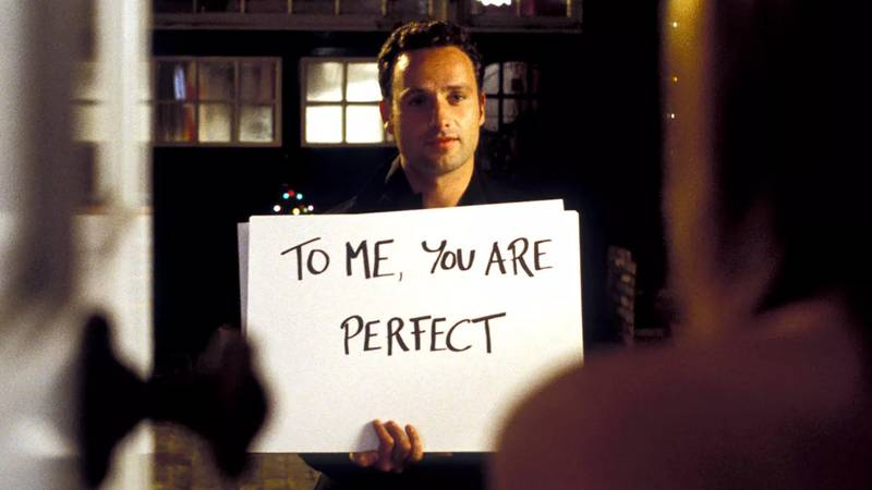 People Are Saying Love Actually Is The Best Christmas Rom Com Ever