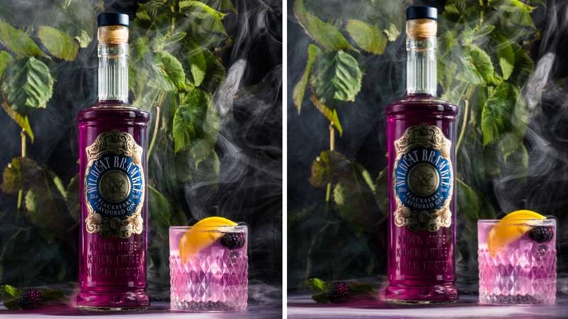 This New 'Cursed' Blackberry Gin At Tesco Is Here To Give You A Spooktacular Halloween