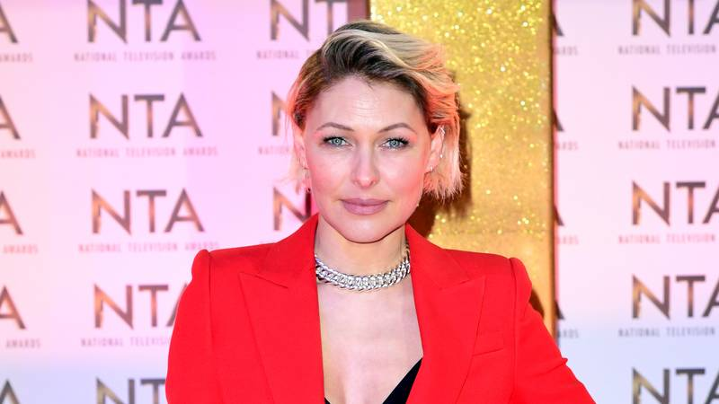 Emma Willis Defends Nine-Year-Old Son Ace's Individual Dress Sense