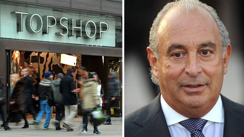 Topshop Owner Arcadia On The Brink Of Collapse: Thousands Of Jobs At Risk