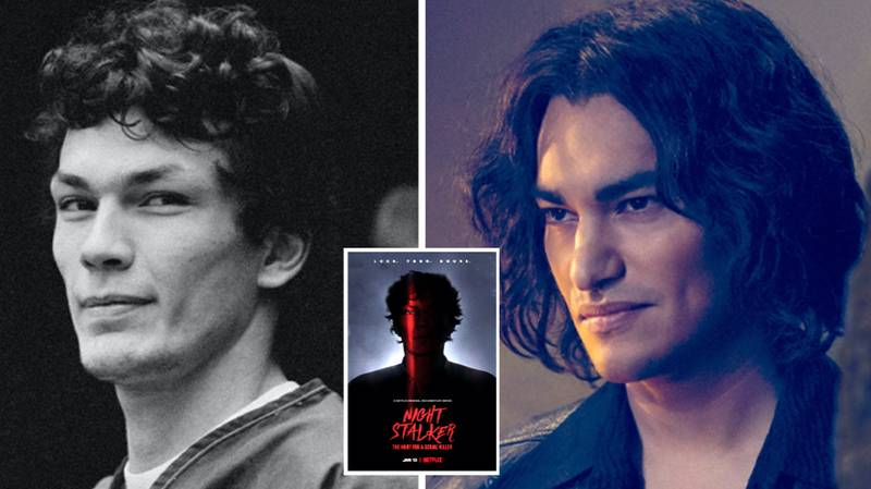 The Night Stalker From Netflix's True Crime Doc Actually Appears In American Horror Story Too