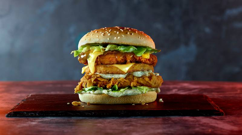 KFC Encourage People To Build Their Own Burgers With Ultimate 'Hack'