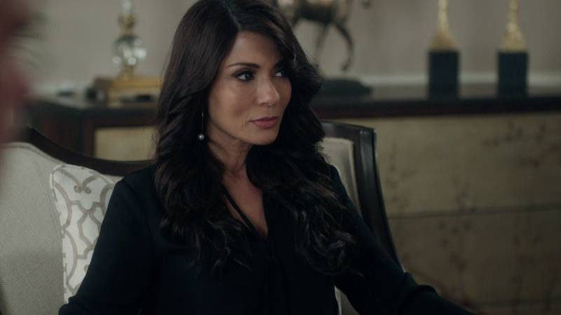 'Riverdale' Star Marisol Nichols Worked As An Undercover Secret Agent IRL