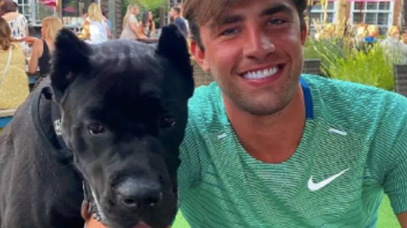 Love Island's Jack Fincham Responds To Backlash After Adopting Rescue Dog With Cropped Ears