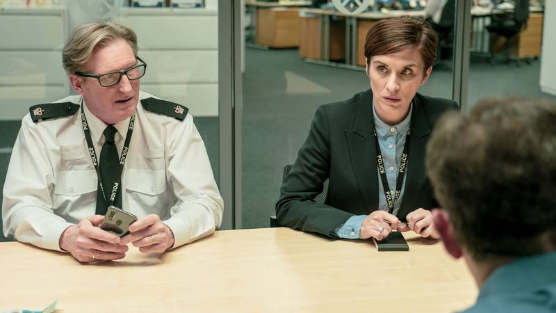 A Bonus 'Line Of Duty' Scene Is Coming To The BBC Next Month