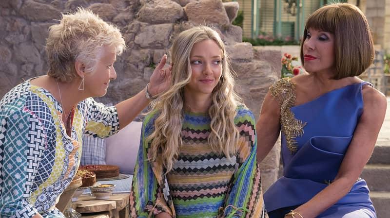 'Mamma Mia 2' Lands On Netflix On Friday
