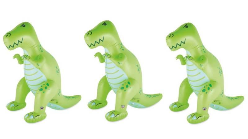Aldi Is Selling A Giant Inflatable Dinosaur Sprinkler And We Need It ASAP