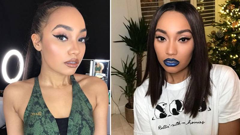 Little Mix's Leigh Anne Pinnock Reveals She Has A 'Twin' Sister