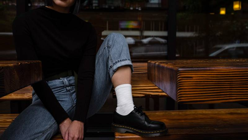 Woman Shares Super Easy Hack To Keep White Socks Clean