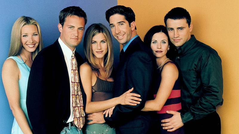 You Can Win A Place In The 'Friends' Reunion Audience - Here's How