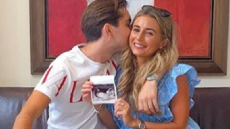 Dani Dyer Gives Birth To Her First Child With Boyfriend Sammy Kimmence