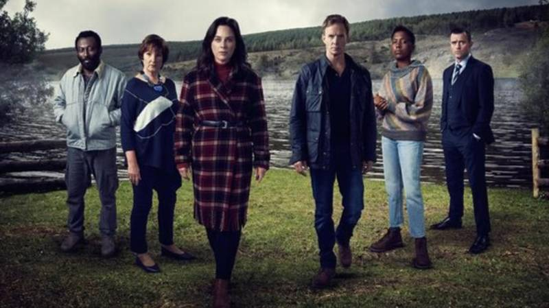 The Drowning Star Jill Halfpenny Hints There Could Be A Season 2
