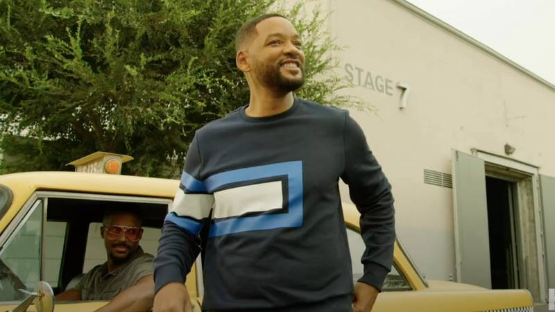 Will Smith Shares Trailer For Fresh Prince Of Bel-Air Reunion And Reveals Release Date
