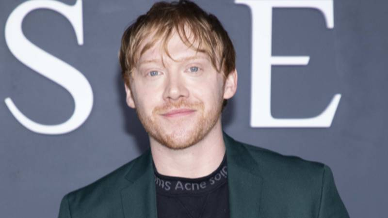Harry Potter's Rupert Grint Joins Instagram To Share Snap Of New Baby And Reveal Her Unusual Name