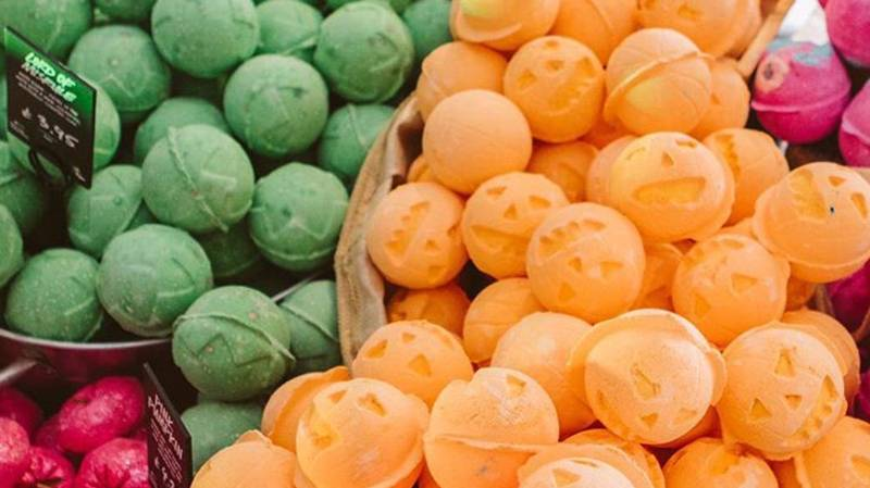 Lush Has Launched A New Halloween Collection Full Of Spooky Treats