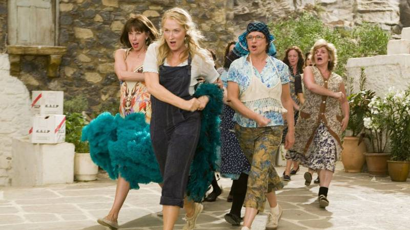 You Can Now Do Mamma Mia HIIT Workouts