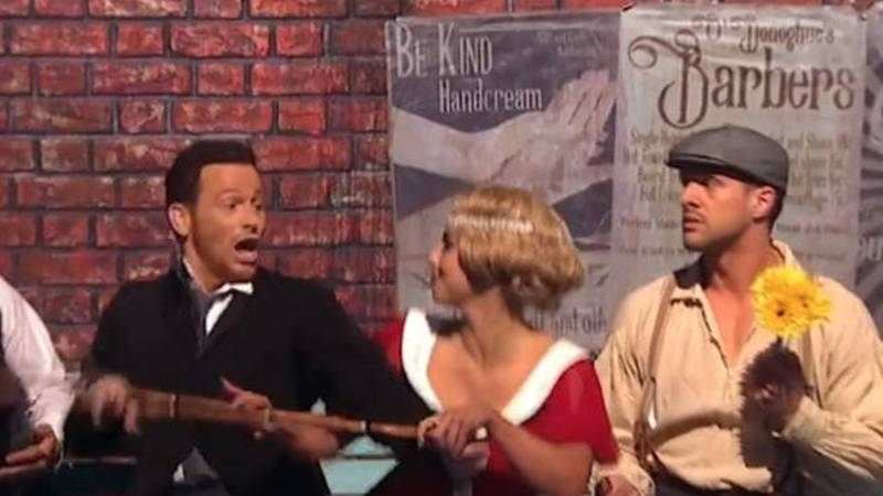 Everyone Missed Joe Swash's Sweet Nod To Caroline Flack During 'Dancing On Ice' Performance