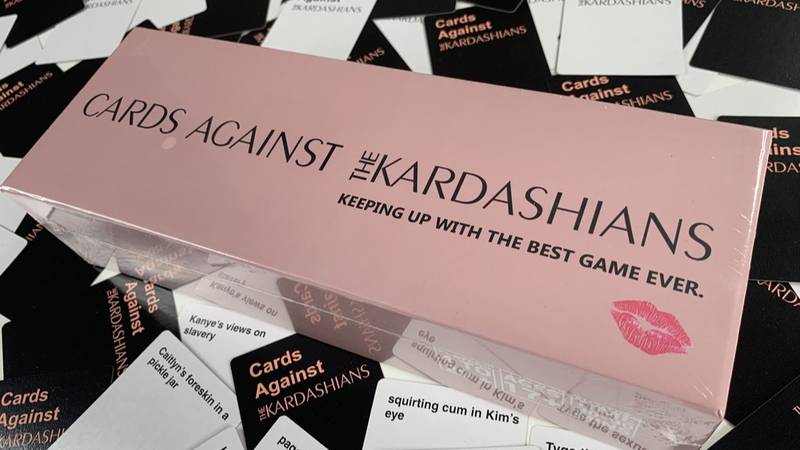 You Can Now Get A Kardashians Version Of Cards Against Humanity