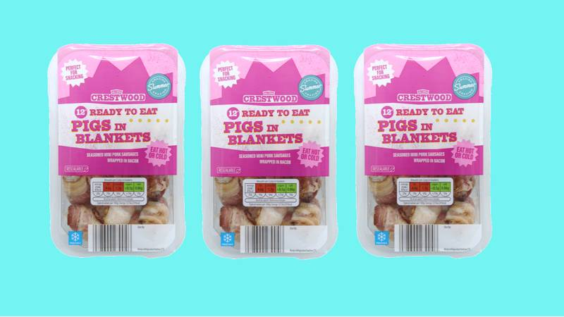 You Can Now Buy Snackable Pigs-In-Blankets From Aldi
