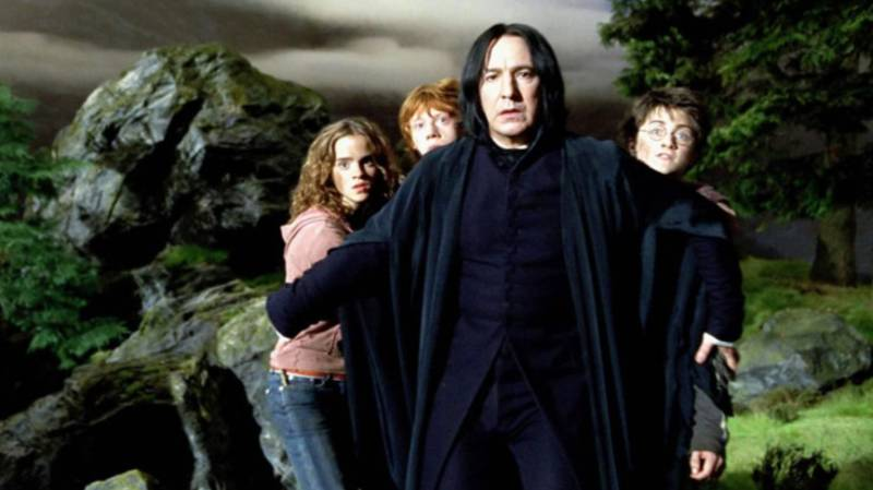 Harry Potter And The Prisoner Of Azkaban Has Been Voted The Best Harry Potter Movie