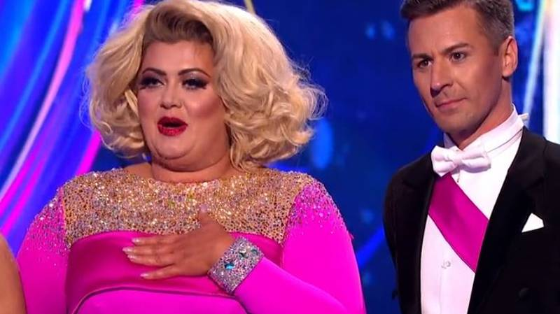 Gemma Collins Hits Out At Jason Gardiner And Stands Up For Herself During 'Dancing On Ice'