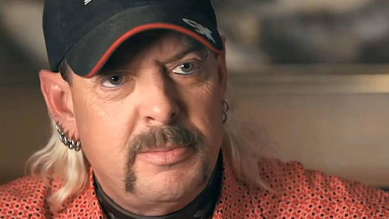 'Tiger King' Joe Exotic Says He's 'Absolutely Ecstatic' About His Newfound Fame