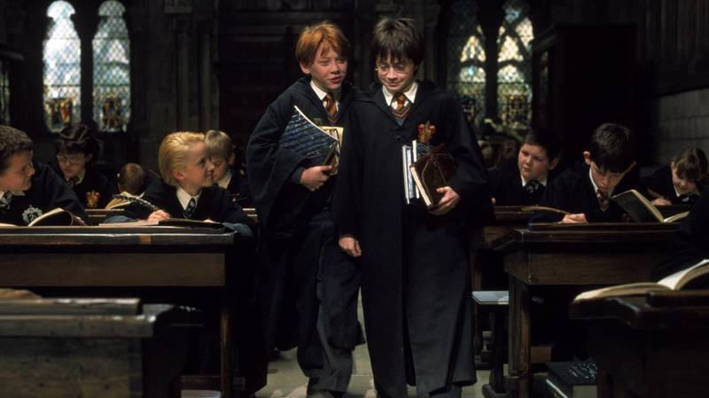 JK Rowling Has Launched 'Harry Potter' Classes