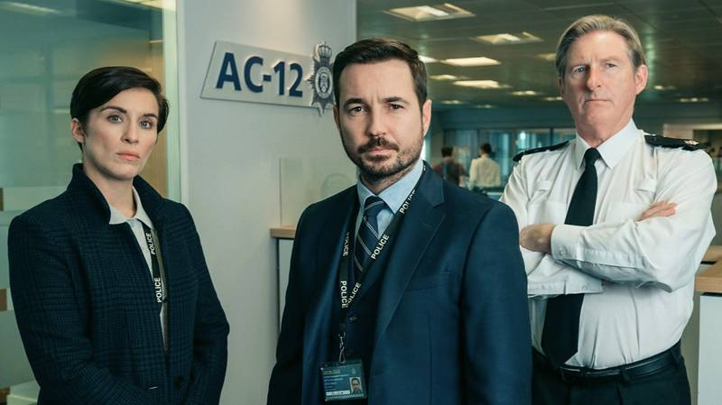 'Line Of Duty' Series 6 Production Cancelled