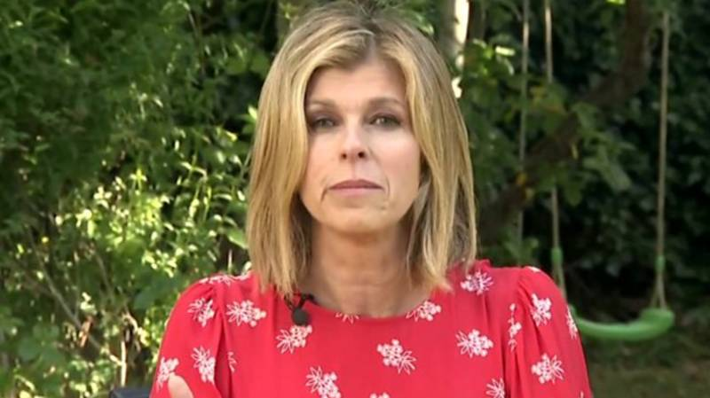 Kate Garraway Shares Heartbreaking Update On Husband Derek