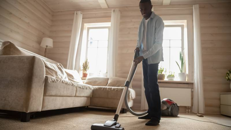 Men Are Doing More Housework Than Ever, Study Finds