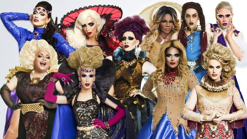 The Definitive Ranking Of The Most Iconic RuPaul's Drag Race Outfits Of All Time