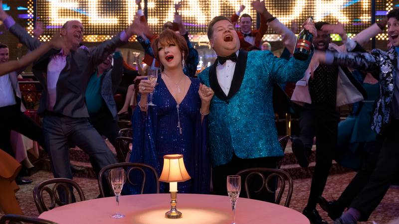 James Corden's Performance As Gay Man In Netflix's The Prom Labelled 'Horrifically Bad' By Viewers