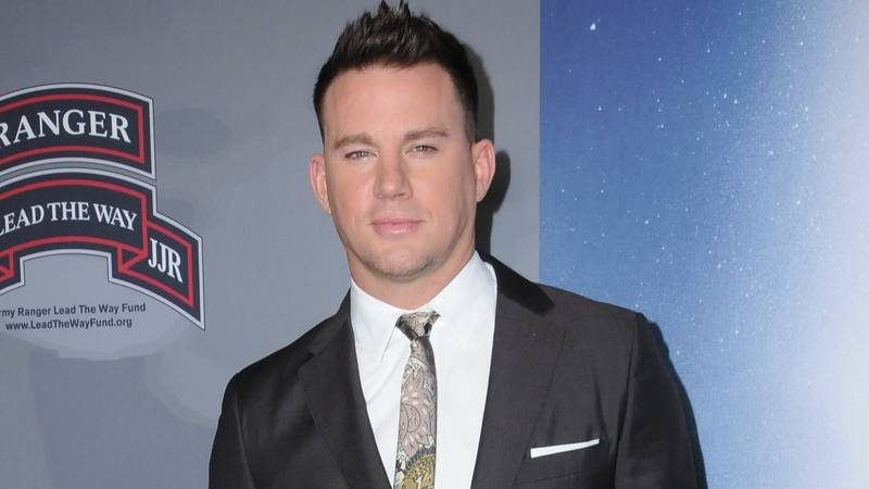 Channing Tatum Just Posted A Thirst Trap To Announce He's Written A Children's Book